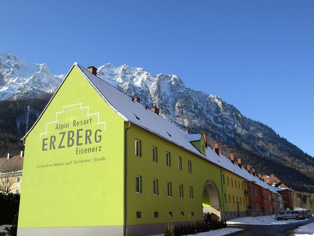 Apartment Erzberg in Eisenerz for 4 persons