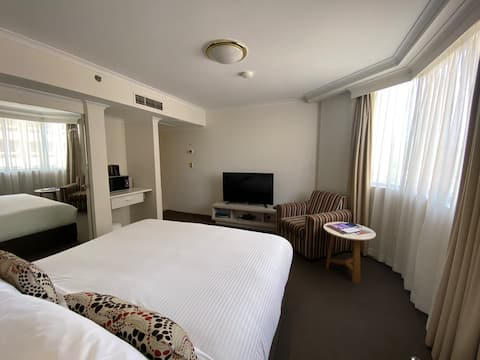 Fully Furnished Studio Apartment In CBD