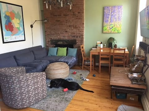 1BR w/roof: Williamsburg, Brooklyn