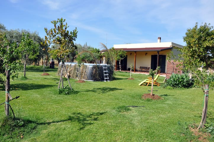 Casale della Pergola, Eco-friendly farmhouse