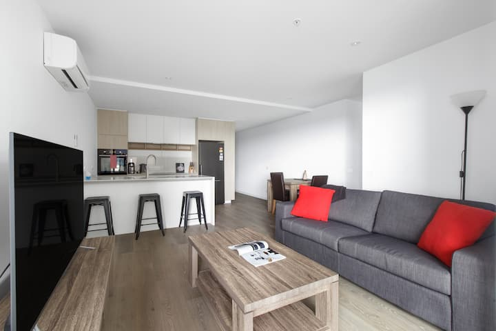 Resort Style Living In the Heart of Moonee Ponds