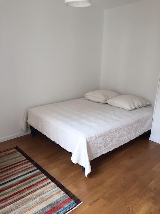 Chambre lit 160cm