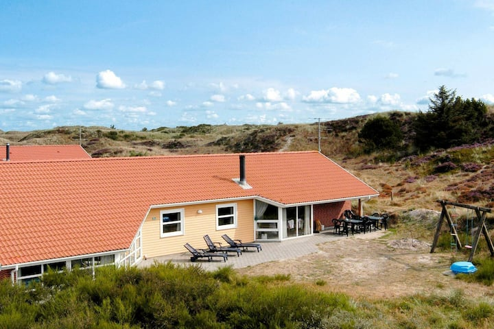 Luxurious Holiday Home in Blåvand with Terrace