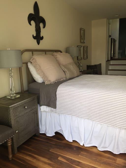 Comfy new mattress