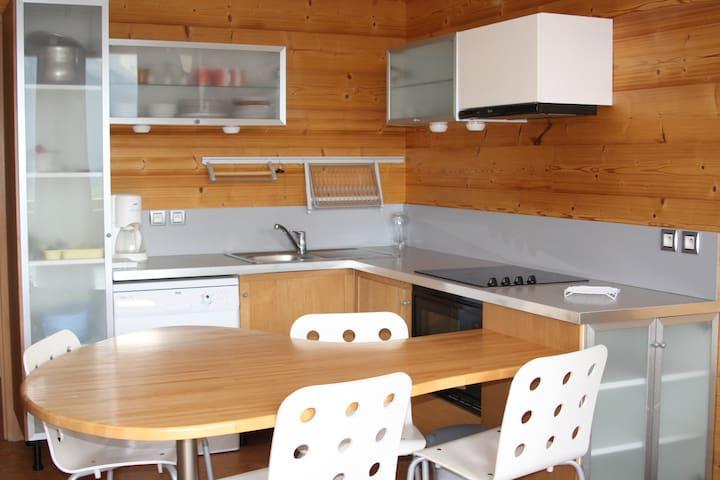 Maxi-studio Orcières-Merlette