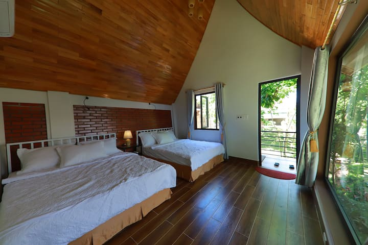 Tropical Valley Homestay-Family Bungalow
