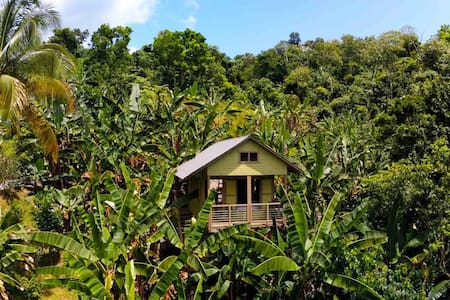 Finca Figueroa, tiny house.