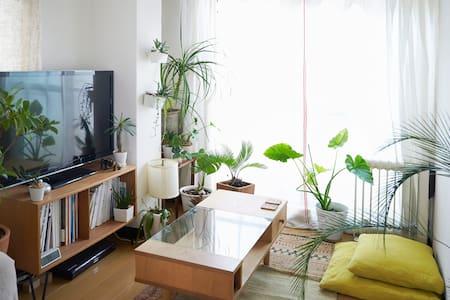 Homely sunny 40.00㎡/flat near Shibuya,Nakameguro - Meguro-ku