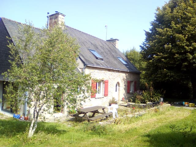 lovely house in the countryside, nearby Brest