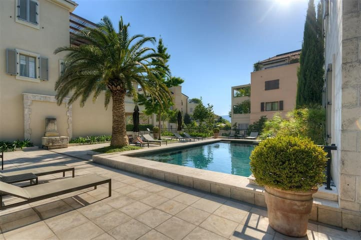 Two bedroom apartment  Porto Montenegro