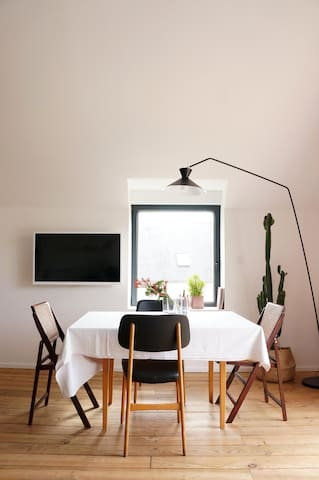 """T3 tout confort avec """"jardin/terrasse"""" - La Forêt-Fouesnant - Apartamento"""