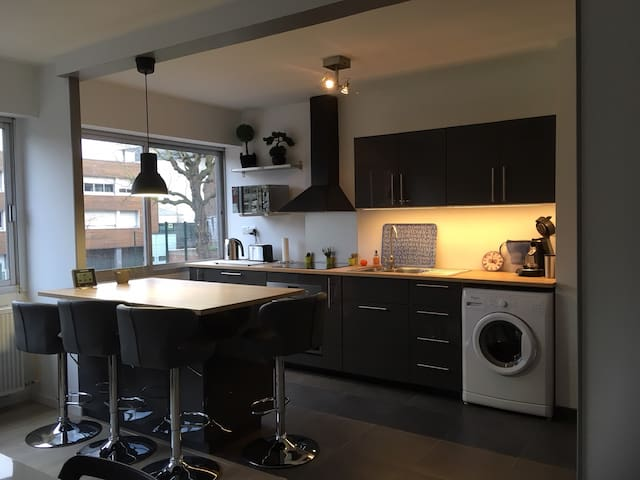 Appart 1 bedroom near to the stations