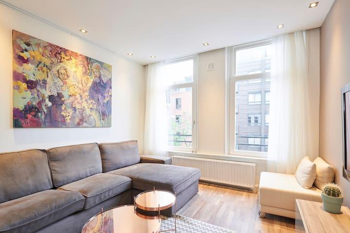 Cozy apartment in city center