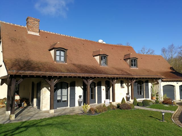 Chartres chambres privées environnement idéal