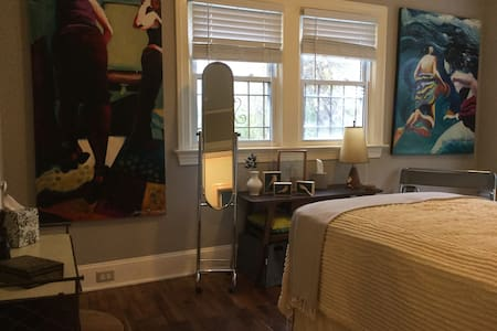 Spacious centrally located home - Atlanta - House