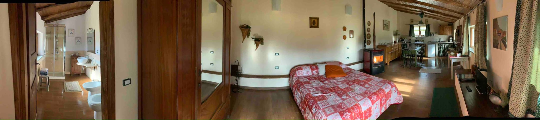 A Gavi mini appartamento/casa vacanze
