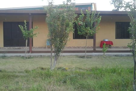 Casa de campo en Capinota