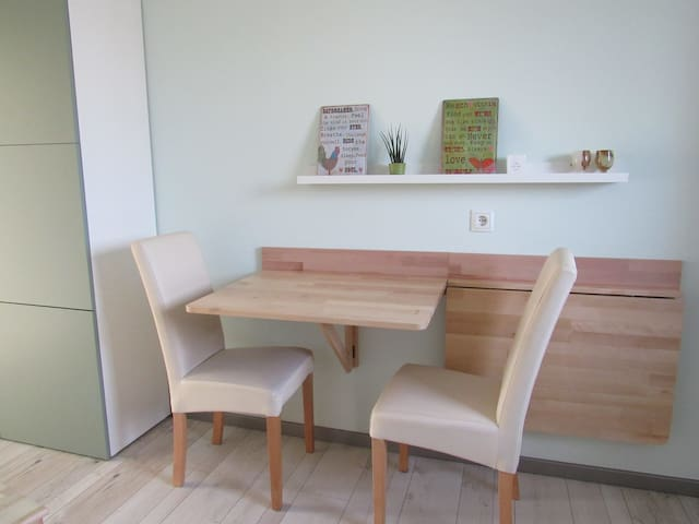Neues Zimmer in Downtown