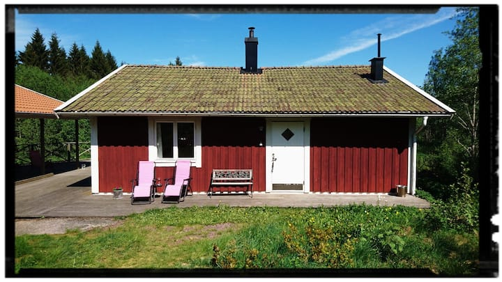 Lovely cottage with individual location