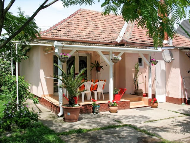 Great holiday home in Balatonfenyves