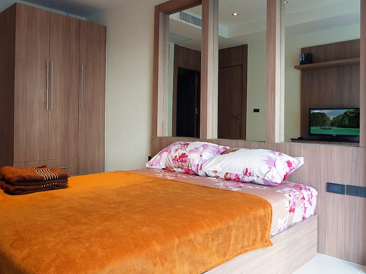 Nam Talay Sea View Apartment 1-bed