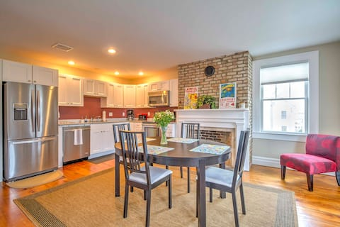 Remodeled Greenport Apartment By Greenport Harbor