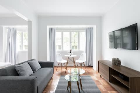 Best Location - Sophisticated Flat in the Center of Santiago