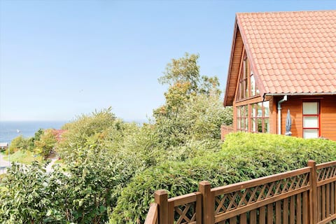 Quality Sea View House on 160m² - Scenic Nature