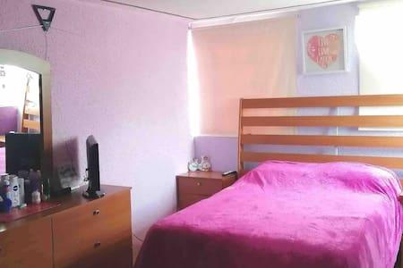 Habitación Confortable y cálida