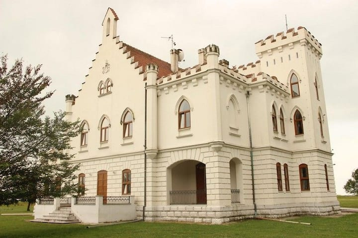 Castle Kapetanovo