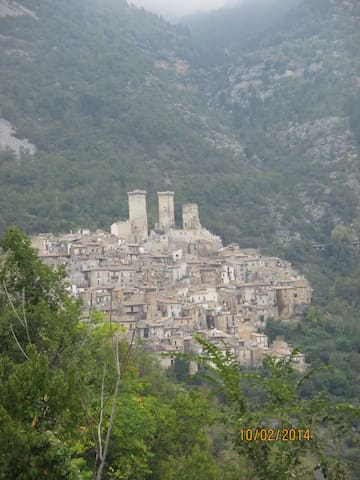 Voted one of top 34 towns in Italy - Pacentro