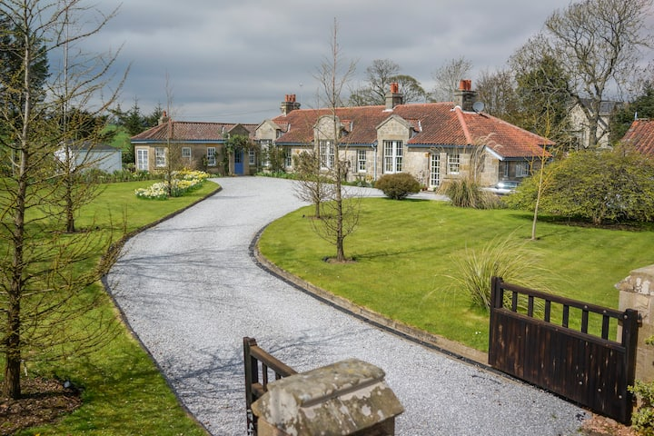 Private and peaceful, luxury and a warm welcome