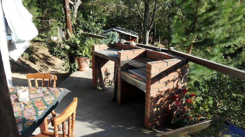 Cabaña de montaña - Jericó desamparados  - Cottage