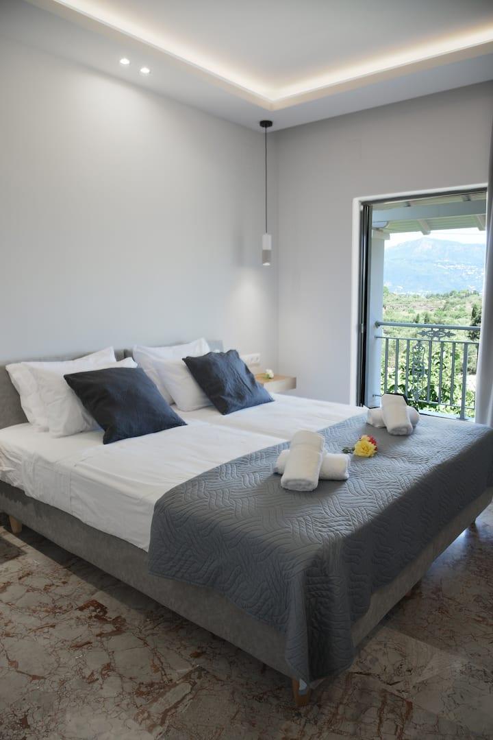 Spyridoyla apartment 34 (1 bedroom + couch)