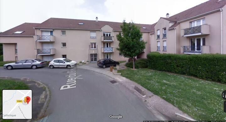 T2 BURES SUR YVETTE PROCHE DE PARIS