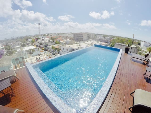 Downtown Luxury Apartment - Fully Equipped - Playa del Carmen, Quintana Roo, MX - Appartement