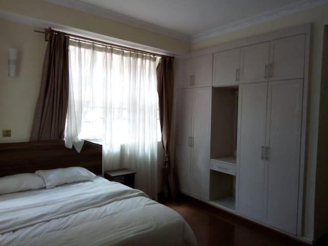 Furnished Apartments in Kilimani , Nairobi, Kenya