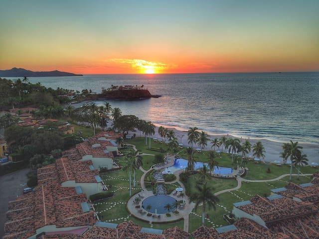 The Palms Private Beachfront Villa