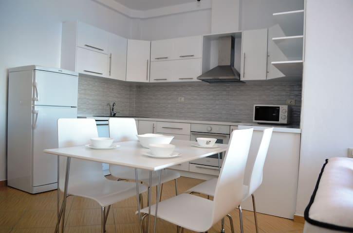 Brand New Flat in Saranda- 186 - Sarandë - Lägenhet