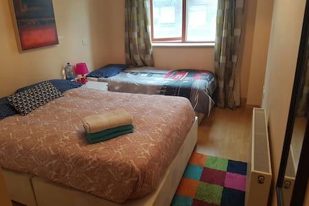Lovely 3 bedroom Apt Good location - Dublin - Lakás