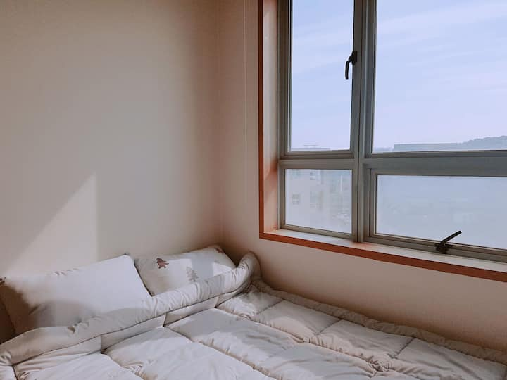 Jinju, cozy house #여행 #출장