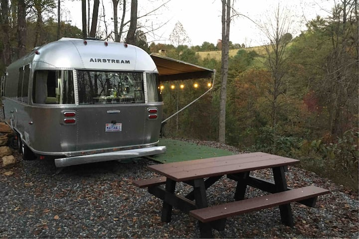 Cliffside Airstream