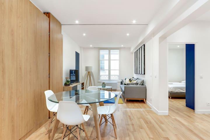 Beautiful 2 bedrooms Heart of the Marais Paris 3