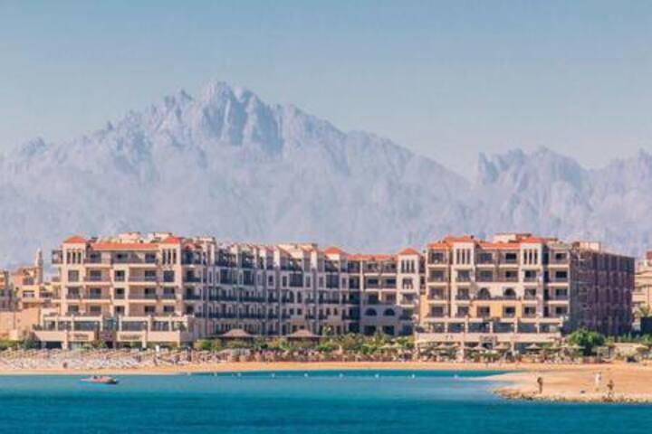 Hotel Samra Bay, Hurghada Egypt
