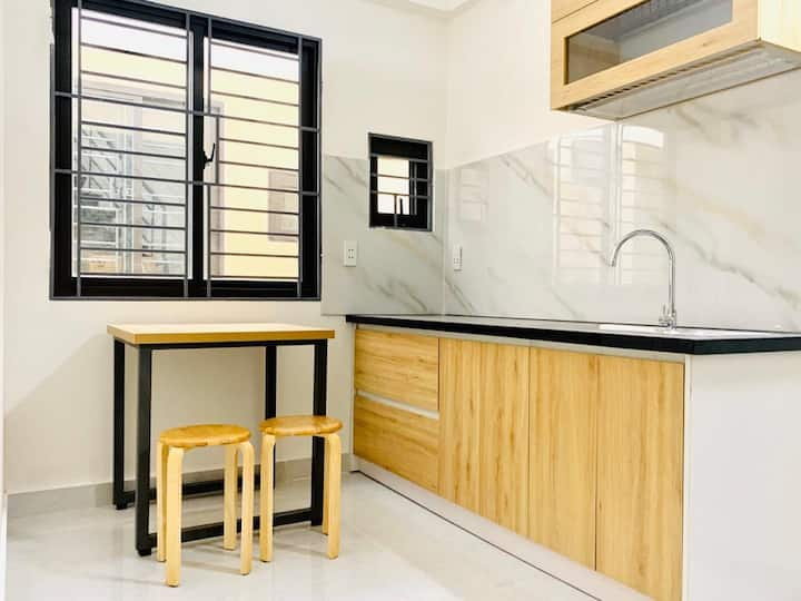 Modern-mini apartment for rent in Da nang center