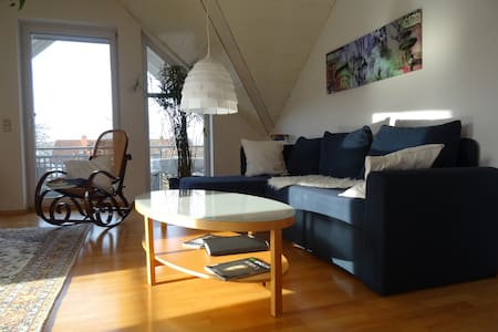 family-friendly apartment - Sinsheim