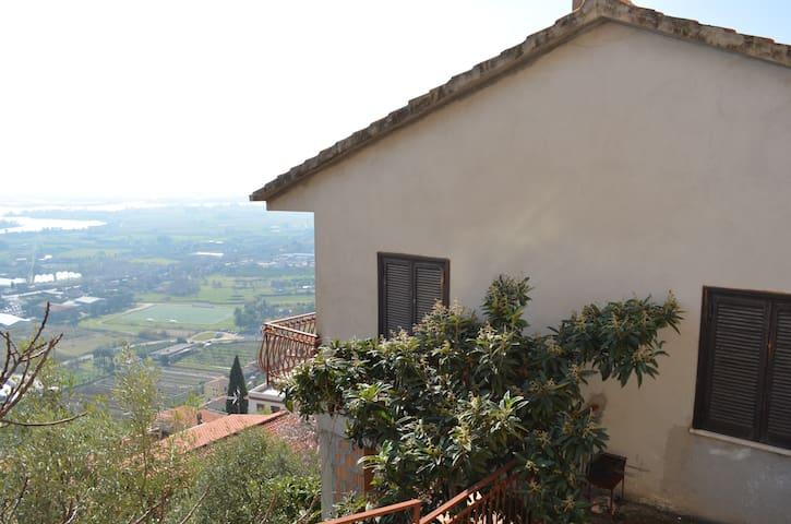 La Grande Vista - Monte San Biagio - House