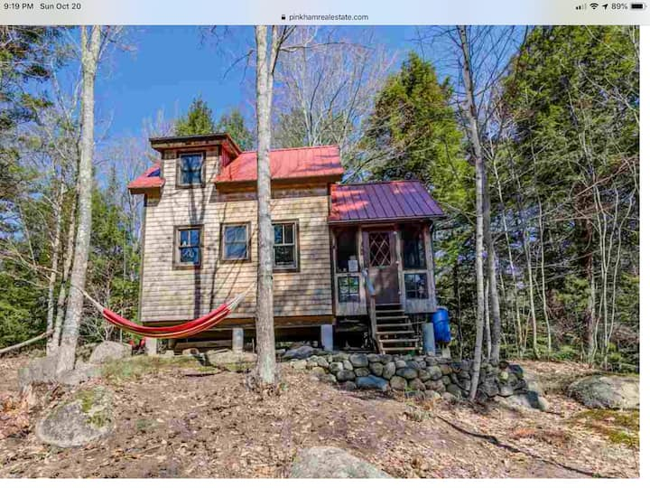 Magical Tiny House Adventure