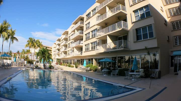 Beautiful Effeciency Apartment - Bayfront, Islamorada  Apt 232