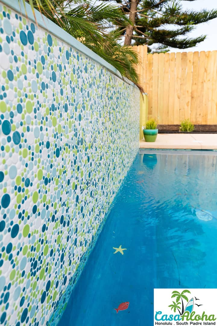 Private Pool, Therapeutic Spa & Steps to Beach